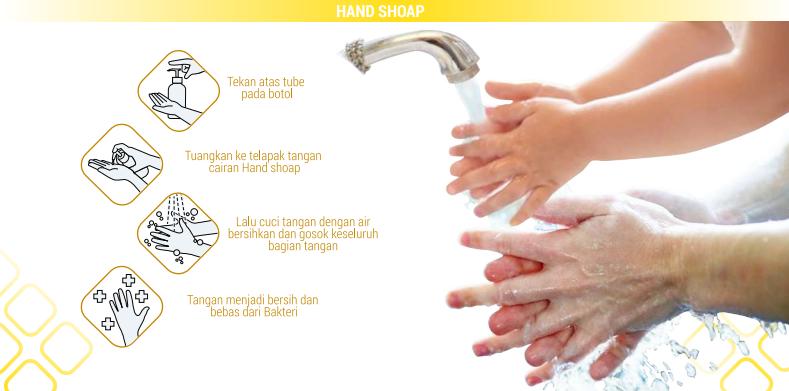 MYSAFE Hand Soap